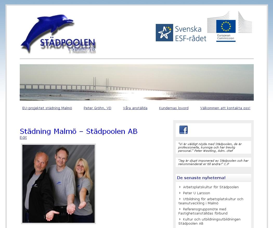 Städning Malmö - professionell och noggrann städning Malmö - http://stadningmalmo.se